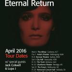 Tour Poster 2016