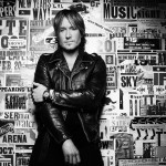 2016 Keith Urban General B&W Image Photo Credit Russ Harrington
