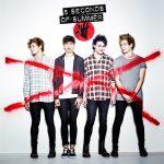 5SOS AUSTRALIAN ALBUM COVER