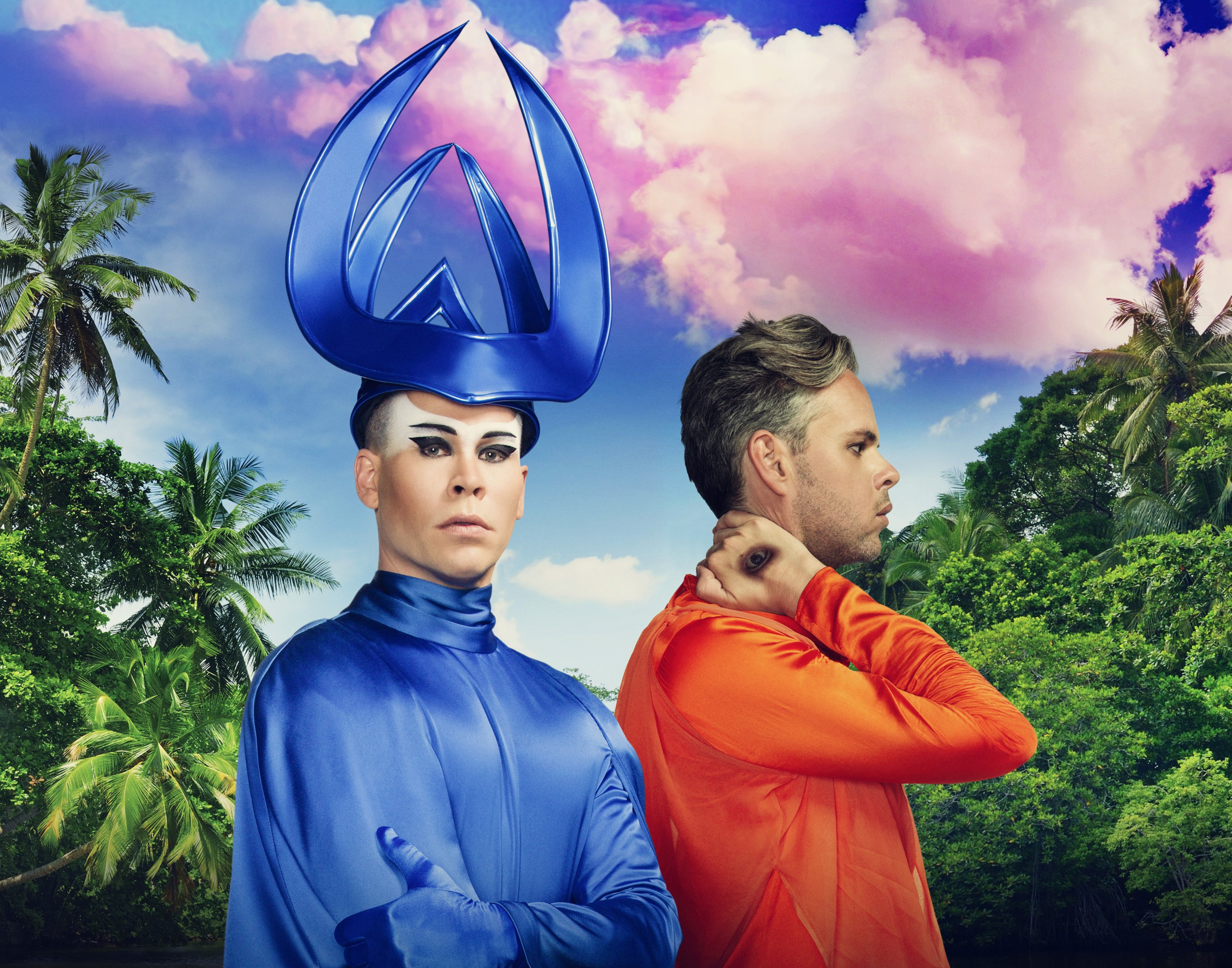 Empire Of The Sun Emi Music Publicity Portal