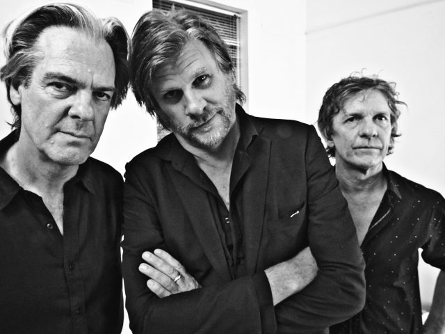 Tex, Don & Charlie